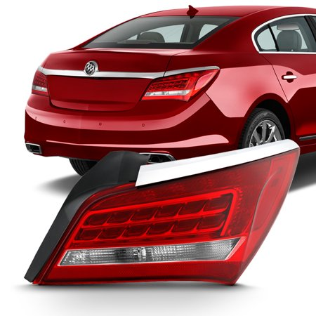 Fits 2014 2015 2016 Buick LaCrosse LED Passenger Side Taillight Brake Lamp