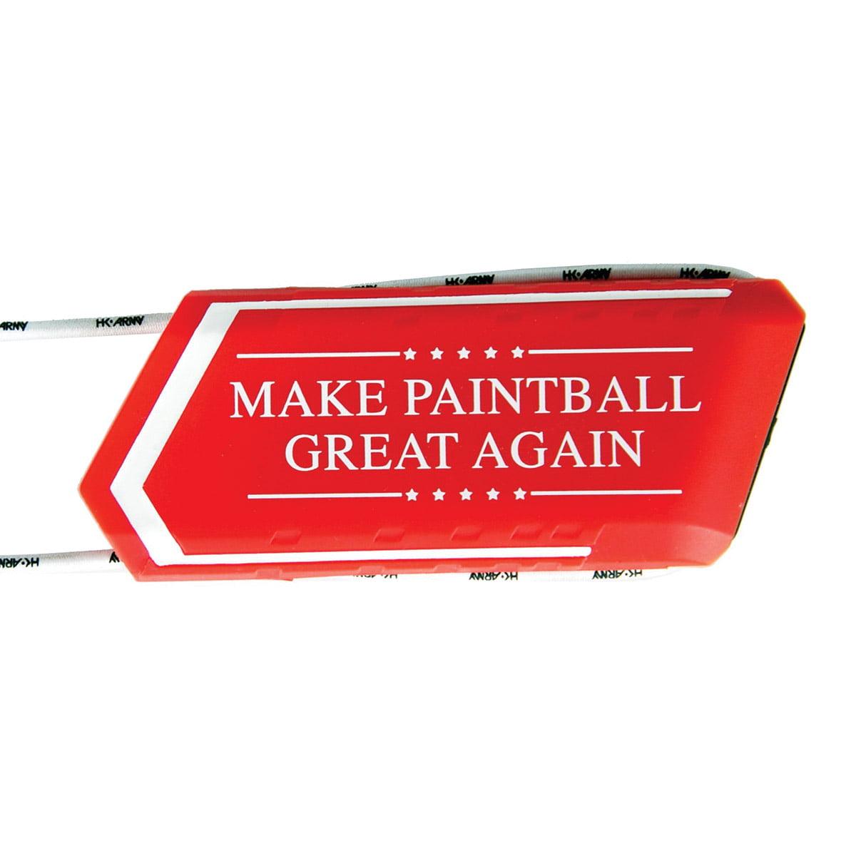 HK Army Barrel Condom / Cover - Ball Breaker 2.0 - Make Paintball Great Again
