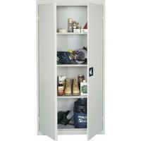 Sandusky Welded Storage Cabinet, Gray