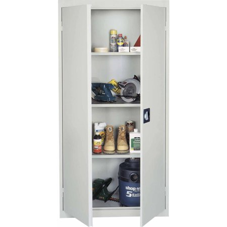 Sandusky Welded Storage Cabinet, Gray, VF3R361872-05 - Sandusky Welded Storage Cabinet, Gray, VF3R361872-05 - Walmart.com