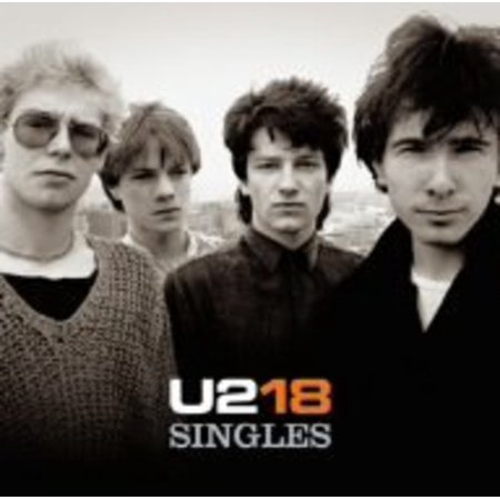 Best of U2 18 Singles (CD)