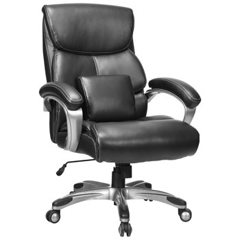 Costway Executive Office Recliner High Back Adjustable Task Chair