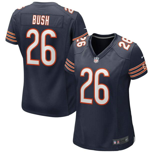 Deon Bush Chicago Bears Nike Women's Game Jersey - Navy