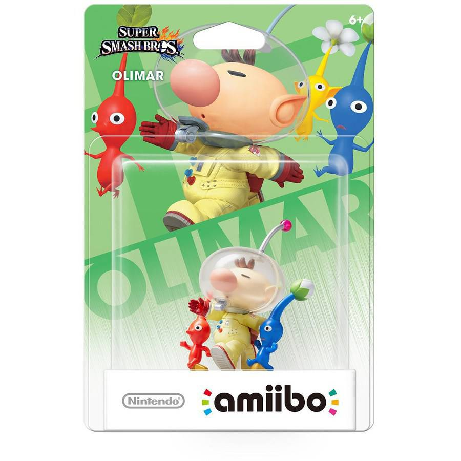 Pikmin & Olimar Super Smash Bros Series amiibo (Nintendo WiiU or New Nintendo 3DS)