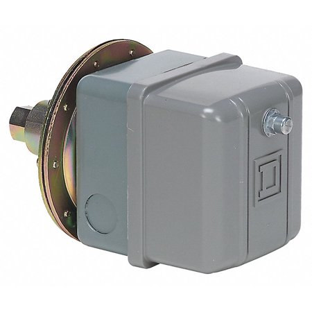 Standard DPST-2NC Vacuum Switch, Differential: 5 to 10