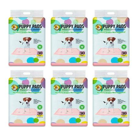 Best Pet Supplies VPP-30-06 Pink Puppy Training