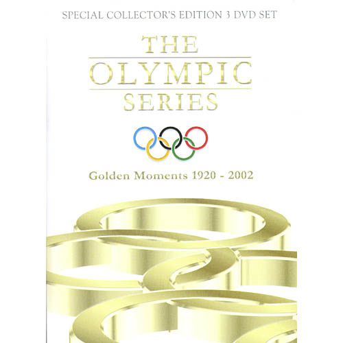The Olympic Series: Golden Moments 1920-2002 by