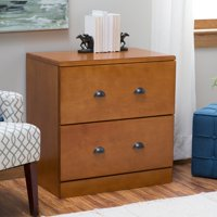 Belham Living Cambridge Lateral Wood File Cabinet - Light Oak