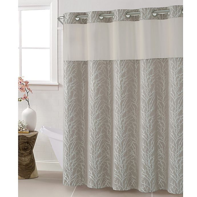 """Details about  /Rustic Wooden Fence Wall Red Flower Waterproof Fabric Bath Shower Curtain 71*71/"""""""