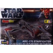 Revell 851855 Star Wars: ARC170 Clone Fighter (Snap)