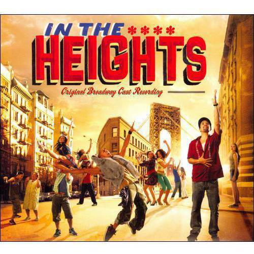 In The Heights Soundtrack (2CD)