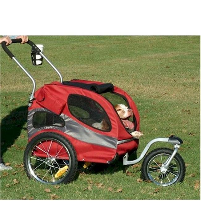 Solvit 62317-PS Hound About Medium Pet Stroller