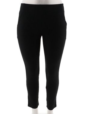 Women with Control Petite Tummy Control Ankle Pant A302065