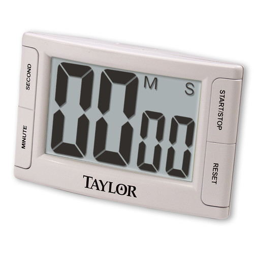 Taylor Five Star Commercial Digital Timer (Set of 6)