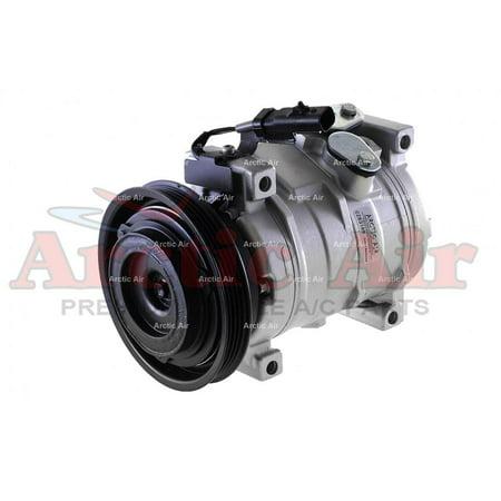 Remanufactured Auto AC Compressor w/ Clutch Fits 2001-09 Chrysler PT Cruiser 2.4L 2000-02 Dodge Neon (Best Ac Compressor Brand For Cars)