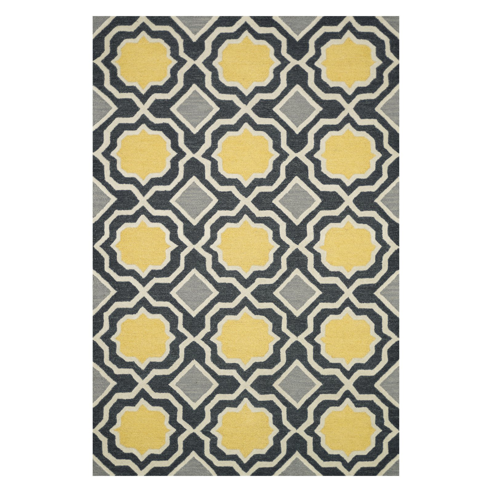 Loloi Weston Area Rug - Charcoal / Gold
