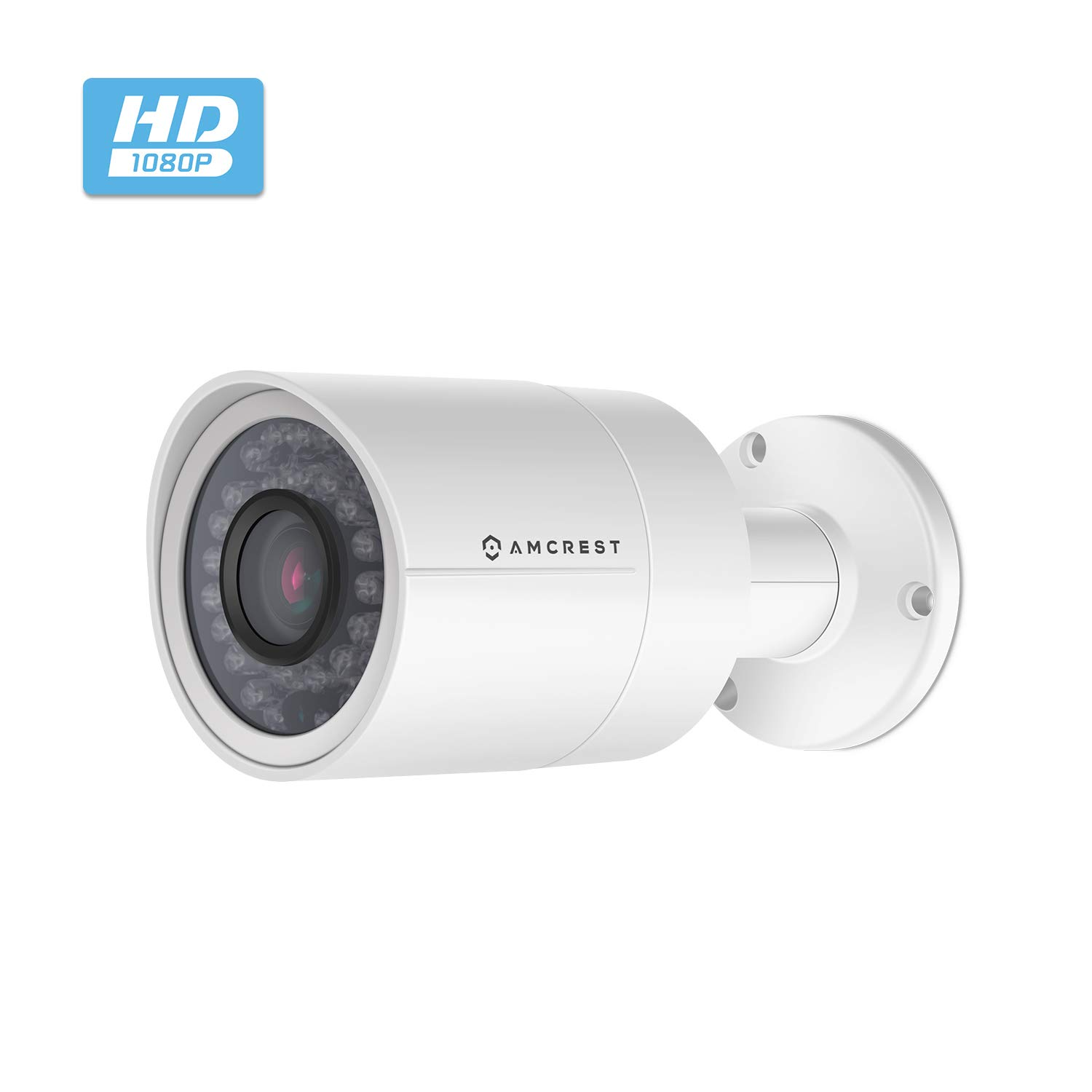Full HD 1080P 36-LED In//Outdoor Bullet Home Security CVI Camera IR Night Vision