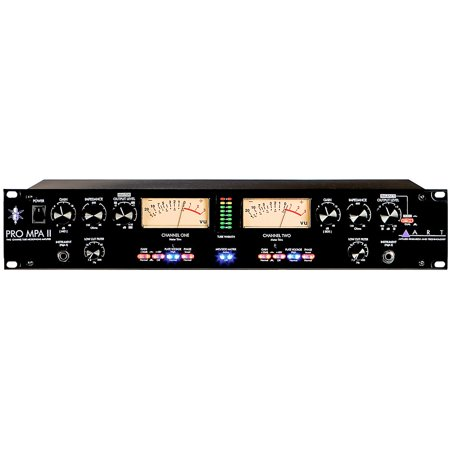 ART ProMPA II - 2-Channel Tube Mic (Electrovoice Preamps)