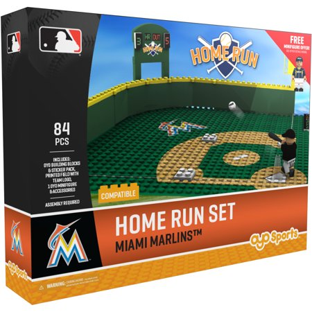 Miami Marlins OYO Sports Home Run Derby Set - No Size