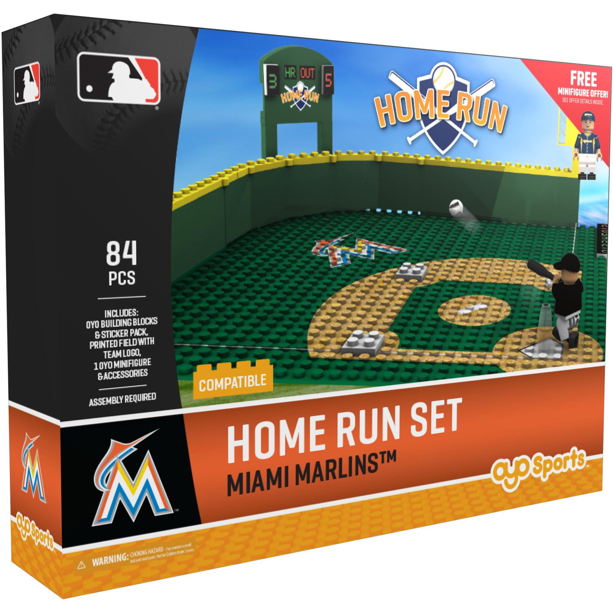 Miami Marlins OYO Sports Home Run Derby Set - No Size