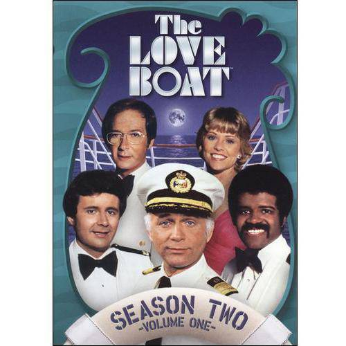 The Love Boat: Season Two, Vol. 1 (Full Frame)