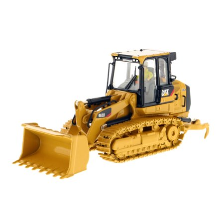Miter Track - CAT Caterpillar 963D Track Loader with Operator