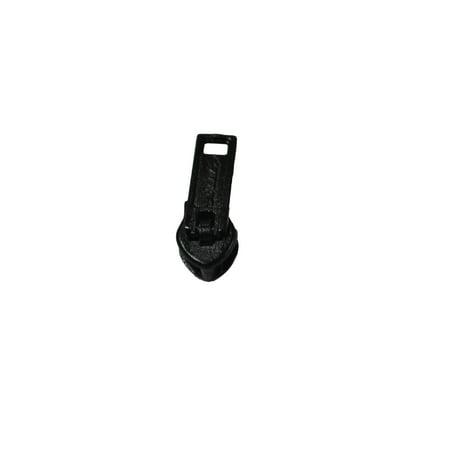 Old Style Metal - Dunlap Universal Pinlock Zipper Slider #4 Metal Jacket Old Style
