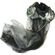 Gothic Veil Halloween Costume Accessory