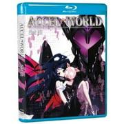 ACCEL WORLD-SET 1 (BLU-RAY/2 DISC) (Blu-ray)