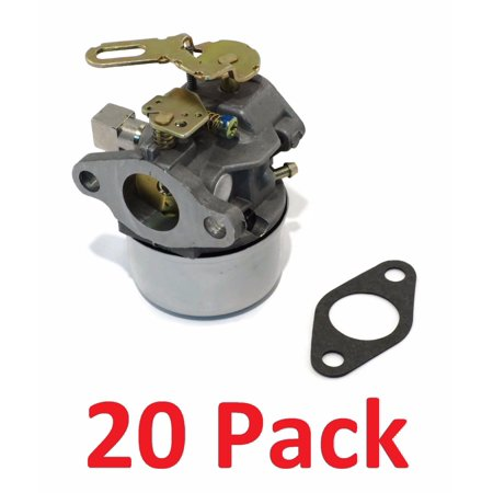 (20) CARBURETORS Carbs for Tecumseh 640299 640299A 640299B Snow Blower Thrower by The ROP (Best Type Of Snowblower For Gravel Driveway)