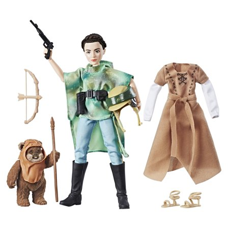 bc7dd17d86308 Star Wars Forces of Destiny Endor Adventure - Walmart.com