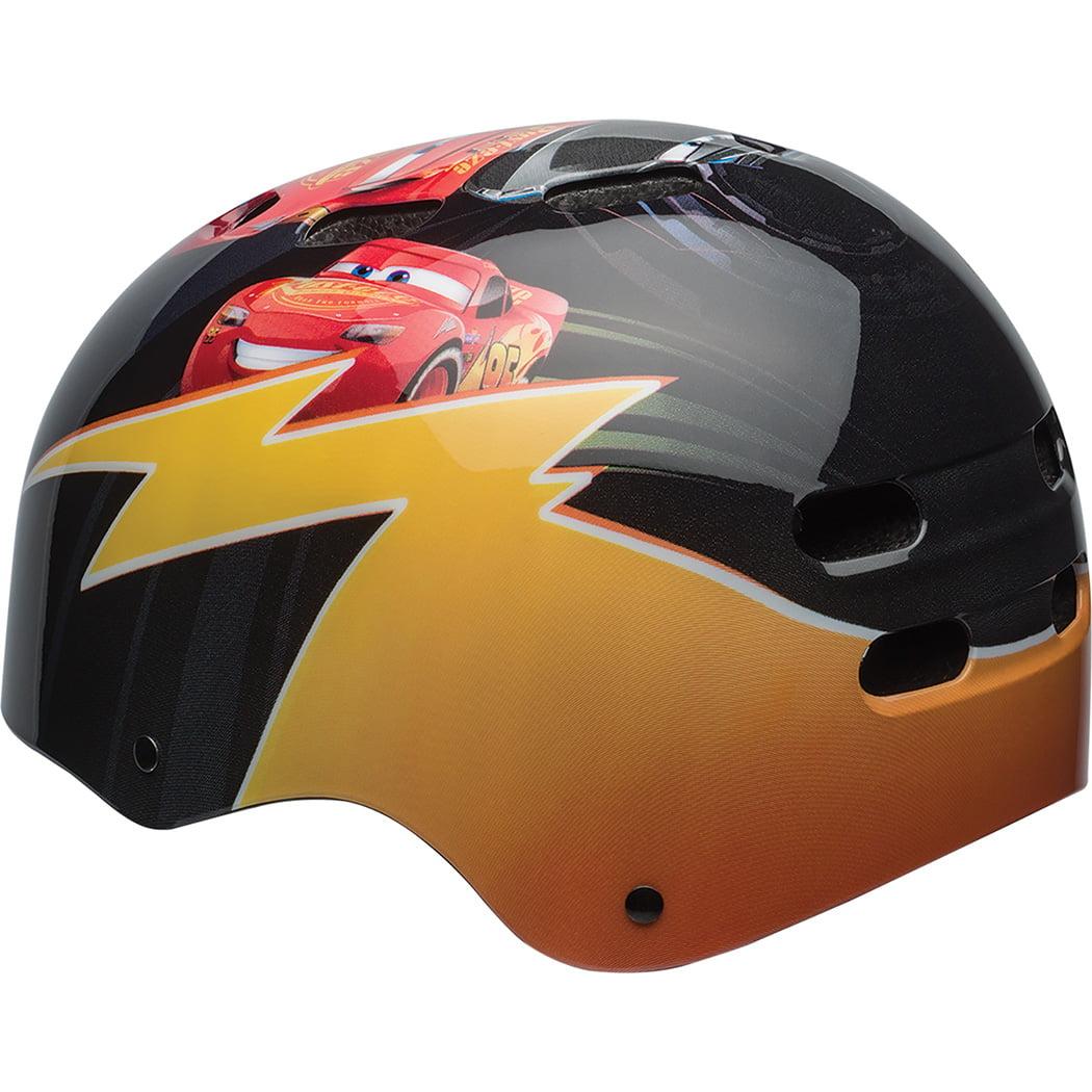 Bell Sports Disney Cars 3 Lightning McQueen Multisport Child Helmet