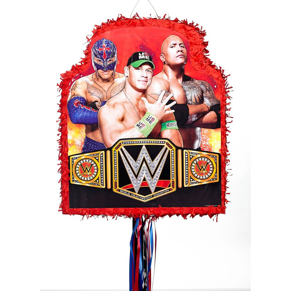WWE Pinata - Party Supplies