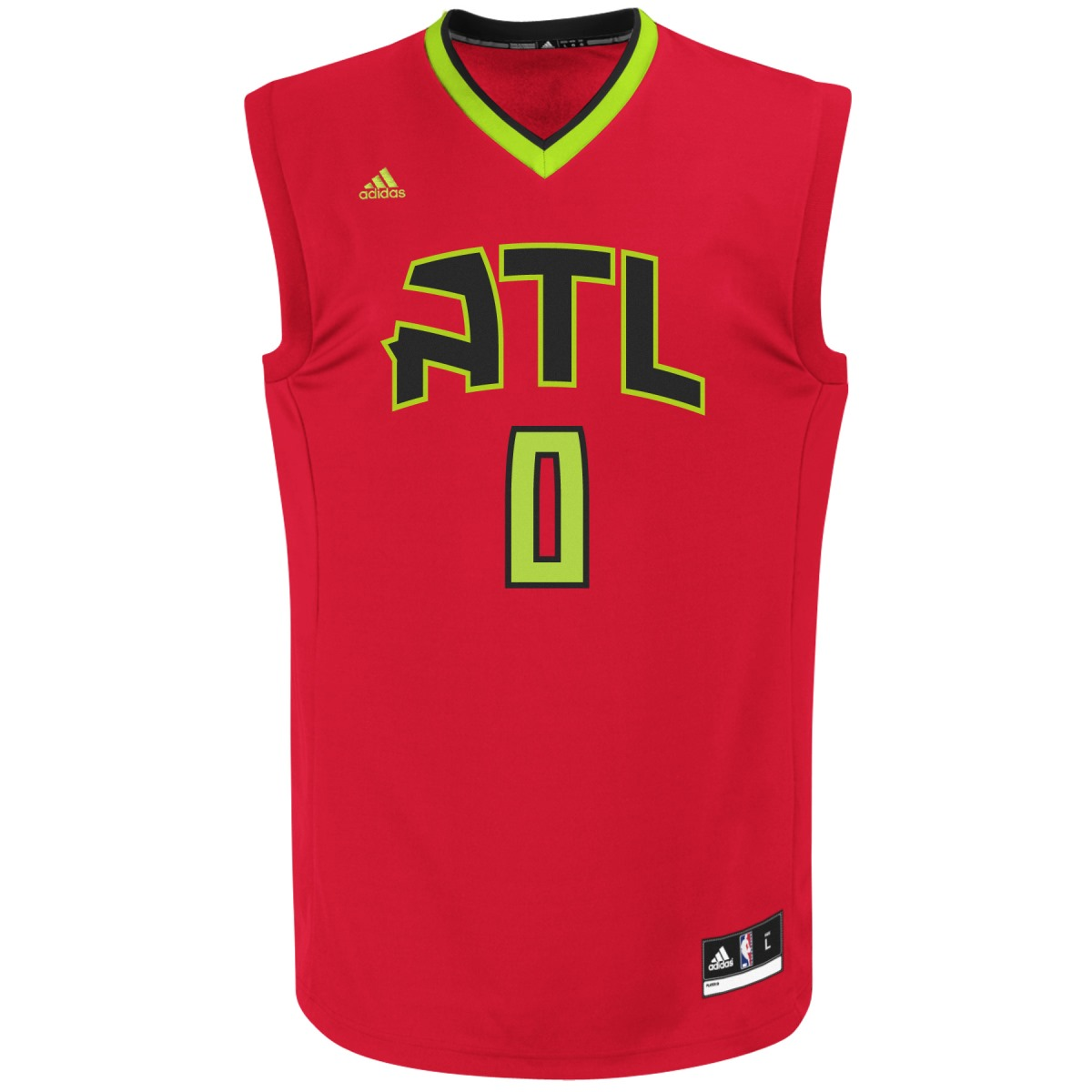 Jeff Teague Atlanta Hawks Adidas NBA Replica Jersey
