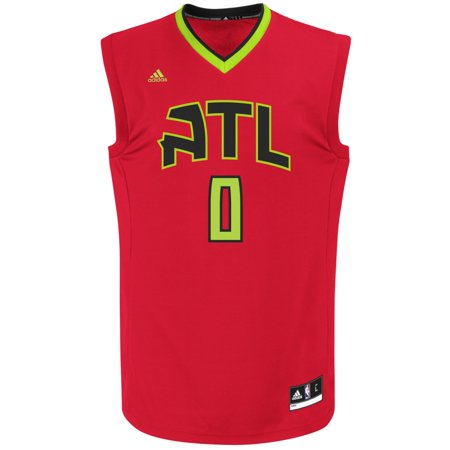 Jeff Teague Atlanta Hawks Adidas NBA Replica Jersey by
