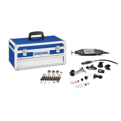 Dremel 4200-8/64 with EZ Change Platinum Edition Variable Speed Rotary Tool (Case Included)