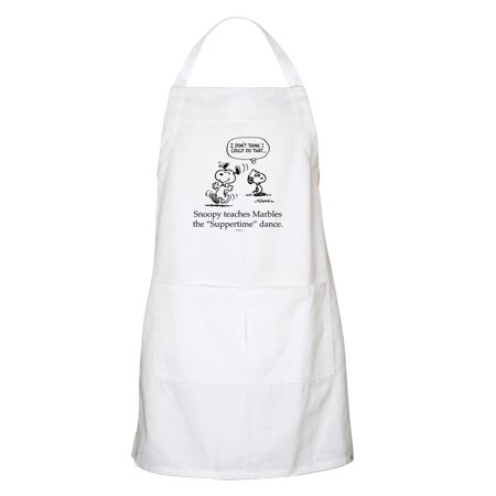 CafePress - Suppertime Dance Apron - Kitchen Apron with Pockets, Grilling Apron, Baking Apron