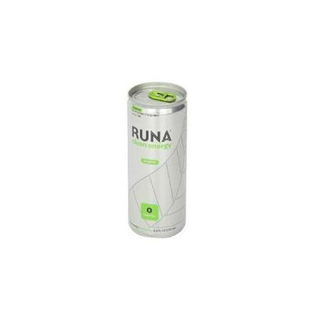 Runa Bev Energy Guay Lime