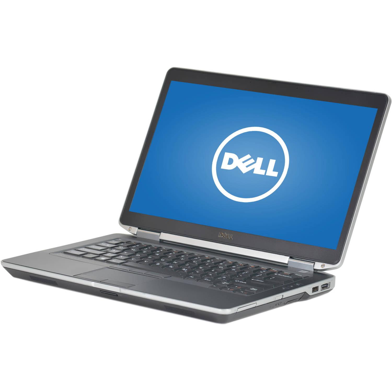 """Refurbished Dell 14"""" Latitude E6430S WA5-0868 Laptop PC with Intel Core i5-3320M Processor, 8GB Memory, 128GB Solid State Drive and Windows 10 Pro"""
