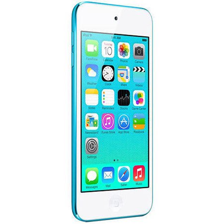 Refurbished Apple iPod Touch 32GB, 5th Generation, (Apple Ipod Touch 5th Gen 32gb Space Grey)