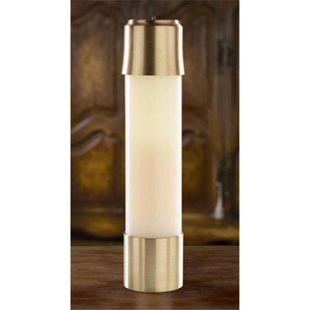 Cbcs Af003258014 2 62 X 14 In  Nylon Liq Wax Candle