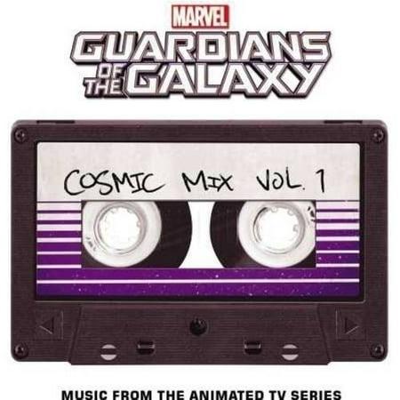 Guardians Of The Galaxy  Guardians Of The Galaxy Cosmic Mix Vol  1