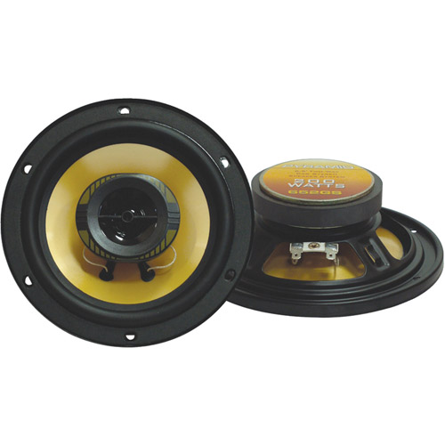 Pyramid 652GS Yellow Label Series 2-Way Speakers