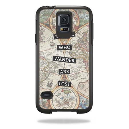 MightySkins Skin For OtterBox Symmetry Samsung Galaxy S5 Case,   Protective, Durable, and Unique Vinyl Decal wrap cover Easy To Apply, Remove, Change Styles Made in the USA (Otterbox Symmetry Case Galaxy S5)