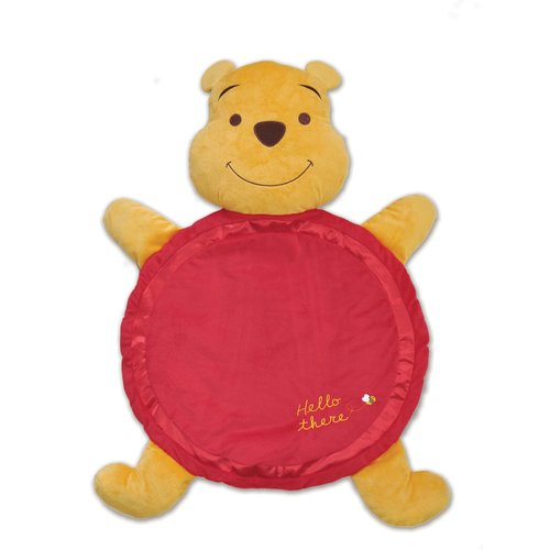 Kids Preferred Winnie the Pooh Plush Playmat by