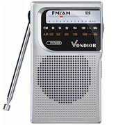 Best Am Fm Portable Radios - AM/FM Battery Operated Portable Pocket Radio - Best Review