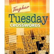 Tougher Tuesday Crosswords (Paperback)