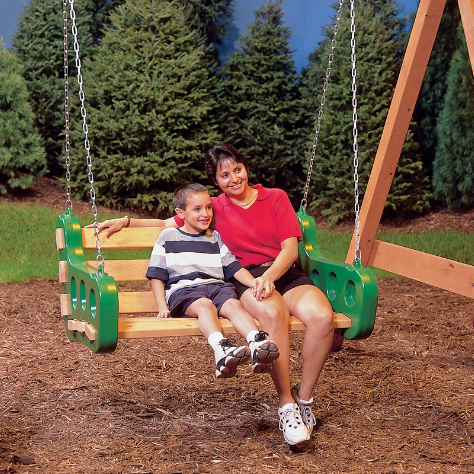 PlayStar Contoured Leisure Swing