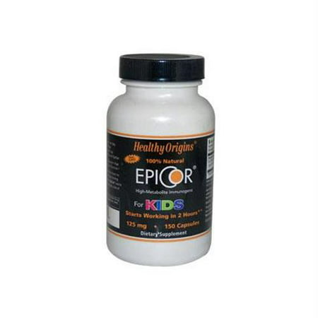 Healthy Origins EpiC Original F Original Kids - 125 mg - 150