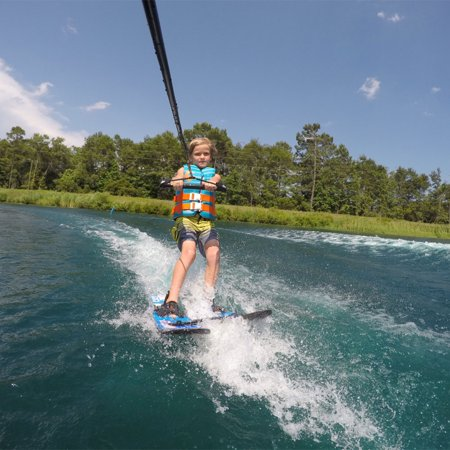 Kids Water Skis >> Cwb Connelly Cadet Kids Combo 45 Inch Water Sports Skis Trainers